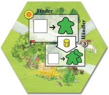 Keyflower: Trader promo tile