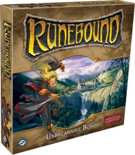 Runebound (Third Edition) Unbreakable Bonds expansion