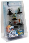 "DC HeroClix: The Flash ""The Rogues"" Fast Forces Pack (6-figurkowy)"