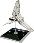 X-Wing Miniatures Game - Lambda-class Shuttle Expansion Pack (wersja angielska)