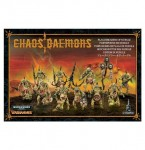 Chaos Daemons - Plaguebearers of Nurgle