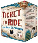 Ticket to Ride: Dice Expansion