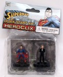 DC Heroclix: Superman - Zestaw Quick-Start (2 fig.)