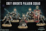 Grey Knights Paladins Squad