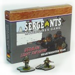 Sergeants Miniatures Game: GLI Infantry Sharpshooters