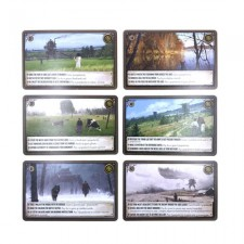 Scythe - 6 Promo Encounter Cards numbers 37-42