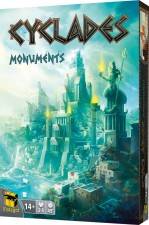 Cyclades: Monuments (Monumenty)