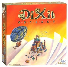 Dixit Odyseja (plus Magic Bunny promo)