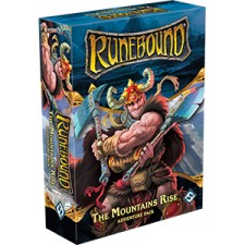 Runebound (Third Edition) The Mountains Rise (Adventure Pack)