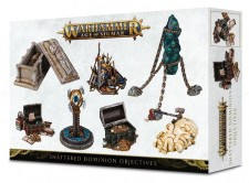 Warhammer Age of Sigmar: Shattered Dominion Objectives