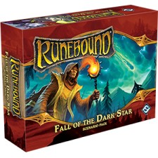 Runebound (Third Edition) Fall of the Dark Star Scenario Pack