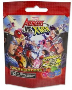 Marvel Dice Masters: Avengers VS X-Men Dice Building Game Gravity Feed Pack