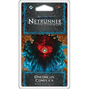 Android: Netrunner - Red Sand Cycle - Daedalus Complex