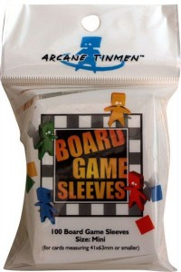 Koszulki Arcane Board Game Sleeves - Mini (100szt.)