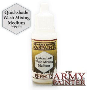 Warpaints: Quickshade Wash Mixing Medium