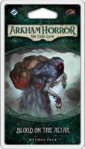 Arkham Horror: The Card Game - Mythos Pack - Blood on the Altar