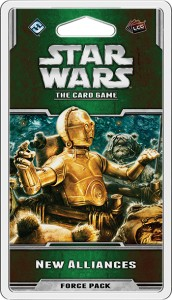 Star Wars: The Card Game - Endor Cycle - New Alliances
