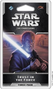 Star Wars: The Card Game - Alliances Cycle -  Trust in the Force