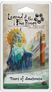 Legend of the Five Rings: The Card Game - Imperial Cycle - Tears of Amaterasu