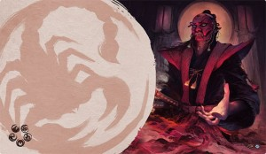 FFG - mata do gry Legend of the Five Rings LCG: Master of Secrets