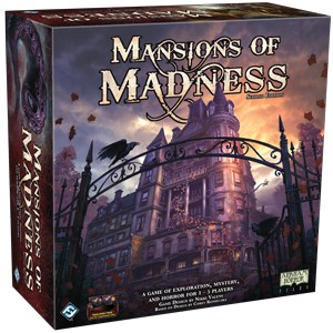 Mansions of Madness: Second Edition (edycja angielska)