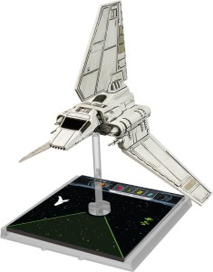 Star Wars: X-Wing Miniatures Game – Lambda-class Shuttle Expansion Pack