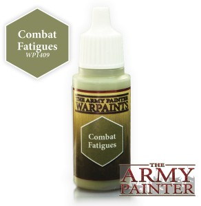 Warpaints: Combat Fatigue