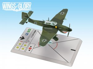 WW2 Wings of Glory - Junkers Ju.87 B–2 - Squadron Pack