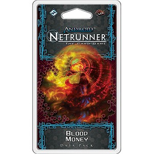 Android: Netrunner - Flashpoint Cycle - Blood Money