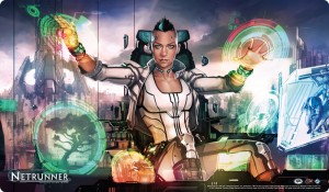 FFG - mata do gry Netrunner - New World Order