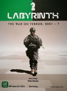 Labyrinth: The War on Terror, 2001 – ? (4th printing)