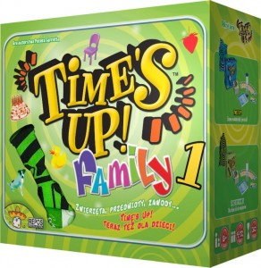 Time's Up: Family