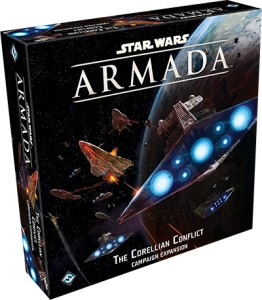 Star Wars: Armada – The Corellian Conflict