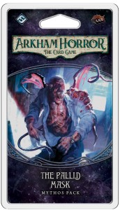 Arkham Horror: The Card Game - The Path to Carcosa cycle - Pallid Mask