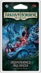 Arkham Horror: The Card Game - Mythos Pack - Undimensioned and Unseen