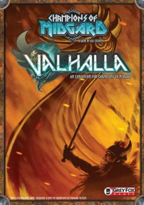 Champions of Midgard: Valhalla Expansions