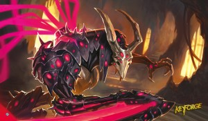 KeyForge Into the Underworld Playmat