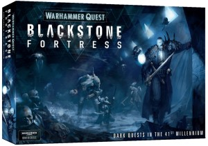 Warhammer Quest: Blackstone Fortress (plus promo)