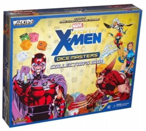 Marvel Dice Masters: The Uncanny X-Men Collector's Box