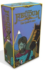 Feudum - The Queen's Army Expansion