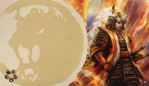 FFG - mata do gry Legend of the Five Rings LCG: Right Hand of the Emperor