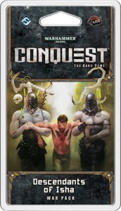Warhammer 40.000: Conquest – Descendants of Isha