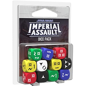 Star Wars: Imperial Assault – Dice pack