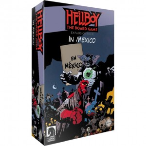 Hellboy: The Board Game – Hellboy in Mexico Expansion