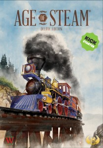 Age of Steam (Deluxe Kickstarter Conductor edition)