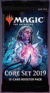 Magic: The Gathering - Core Set 2019 - Booster Pack (1szt)
