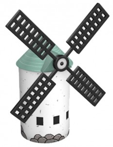 Feudum - Resin Windmill