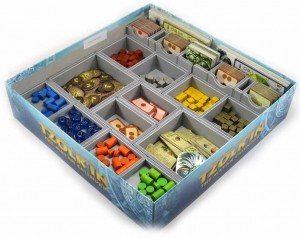 Folded Space - Insert Compatible with Tzolkin