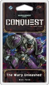 Warhammer 40,000: Conquest – The Warp Unleashed