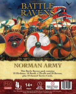 Battle Ravens: Norman Army Pack